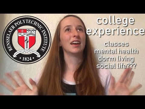 MY REAL COLLEGE EXPERIENCE || Rensselaer Polytechnic Institute || Biology