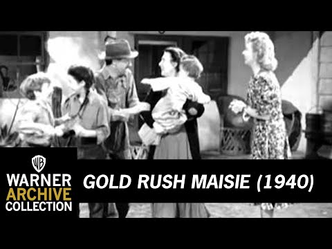 Image result for gold rush maisie 1940