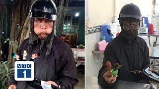 Hà Nội: Hoang mang với nhóm ăn xin mặt đen