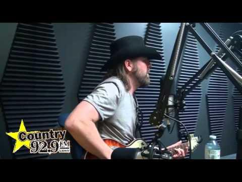 Jason McCoy in Studio