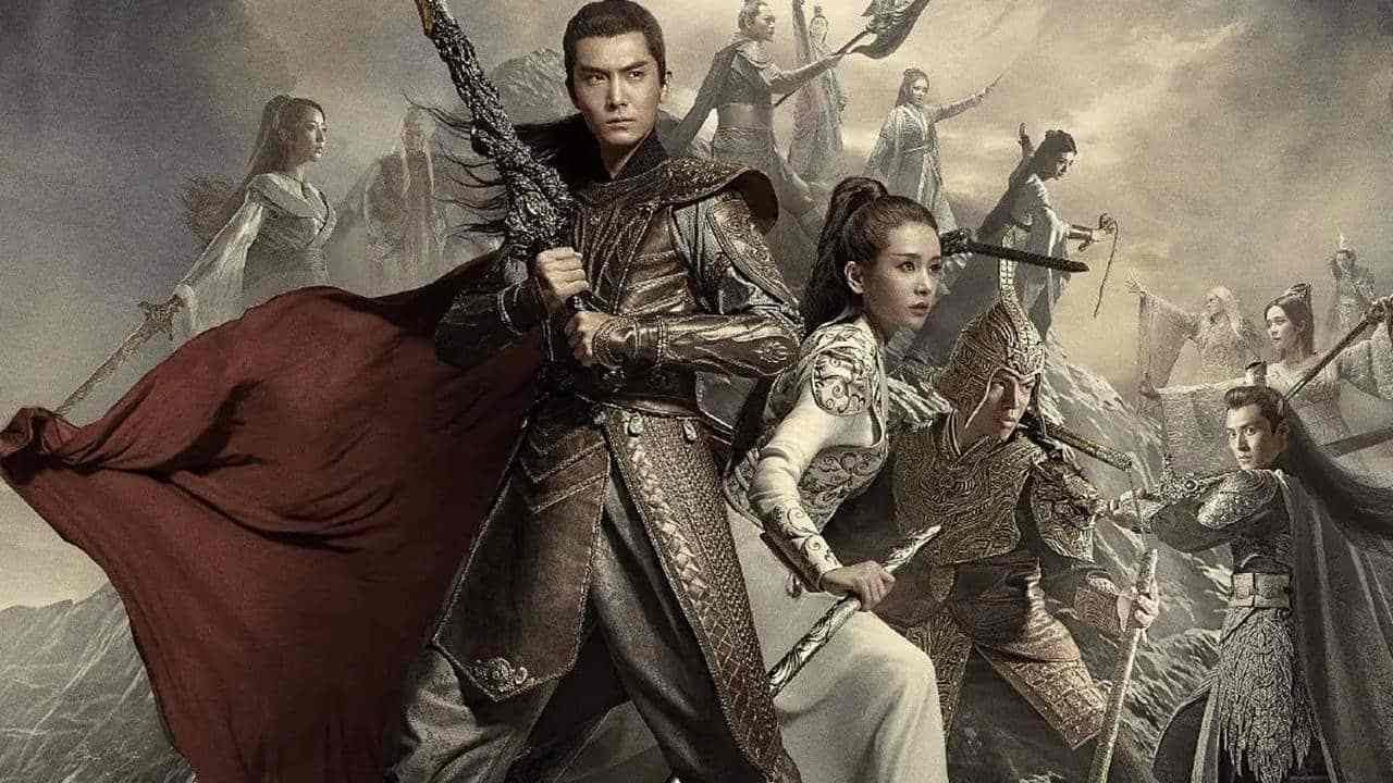 Download 2020 New action fantasy Kung fu Martial arts full movies - Hey! Little Bones