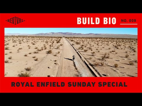"Royal Enfield INT650 Interceptor ""Sunday Special"" // Revival Cycles Build Bio"