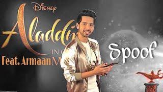 Aladdin Spoof Voice/Feat. Armaan Malik | Amaal Mallik | Kapil Sharma | Samona | TKSS | Armaan Hasib