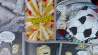 Відеоогляд Lego Star Wars журнал, Ді-винищувач і Лего-мультик з Дартом Вейдером