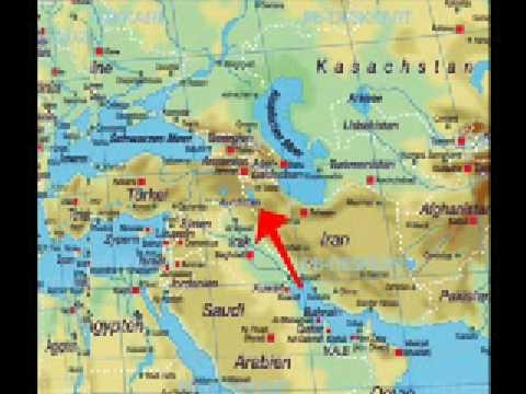 Kurdistan New World Atlas 2009