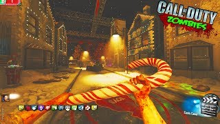 STUDIO 115 CHRISTMAS ZOMBIES EASTER EGG!!! (Call of Duty Black Ops 3 CUSTOM ZOMBIES)