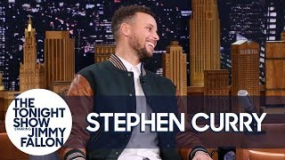 Stephen Curry Is Official Taste Tester for Wife Ayesha