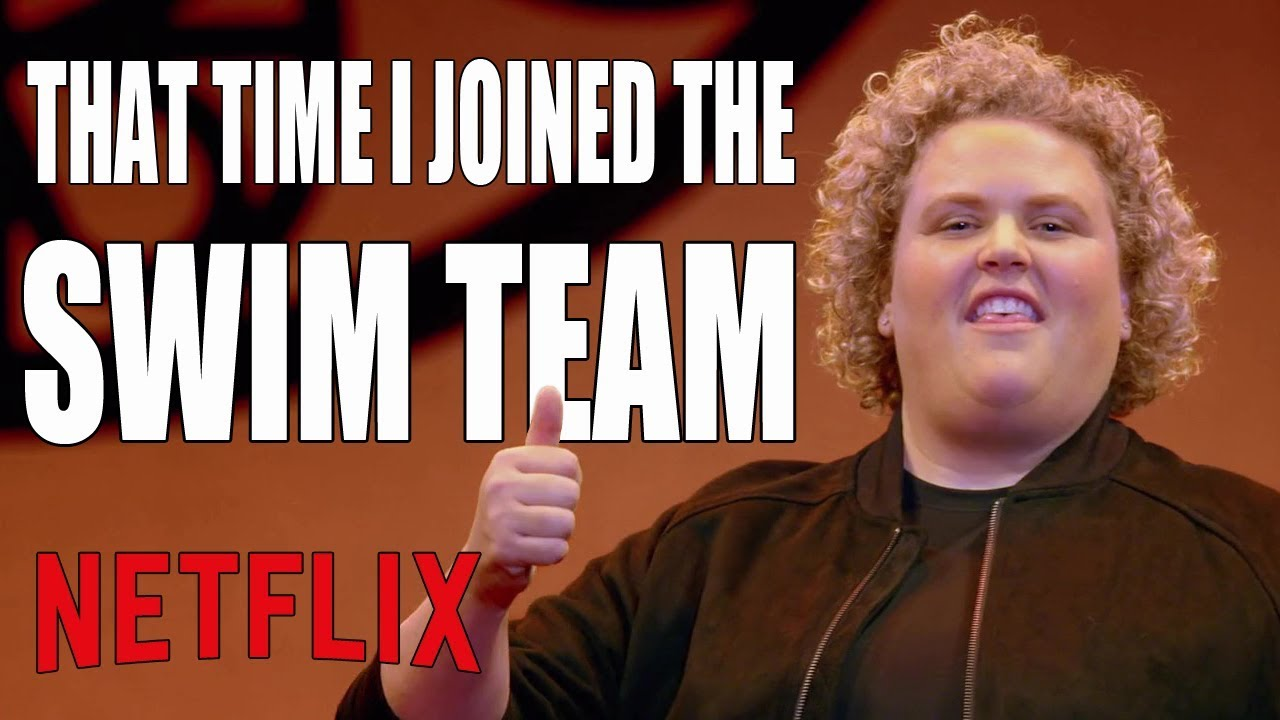 Fortune Feimster, that time I joined the swim team
