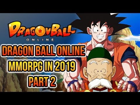 Dragon Ball Online MMORPG In 2019 | Goku's Origin & Grandpa Gohan Time Rift