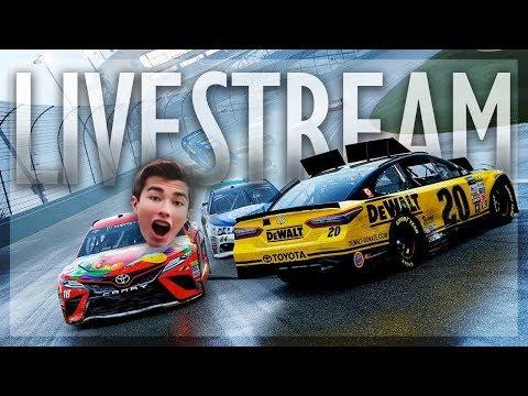 Forza 7 NASCAR Livestream! OPEN LOBBY!