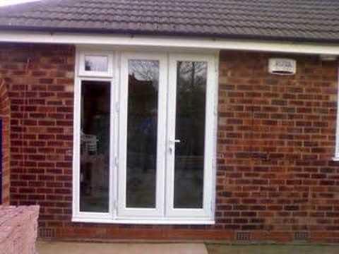 double glazing door installations & double glazing door installations - YouTube