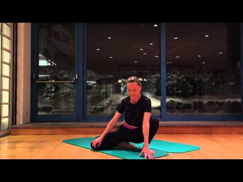 Apres Ski Mobility, Good Posture, Recovery & Stretching Workout