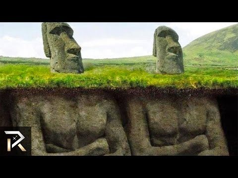 Hidden Clues Behind Mysterious Ancient Civilizations