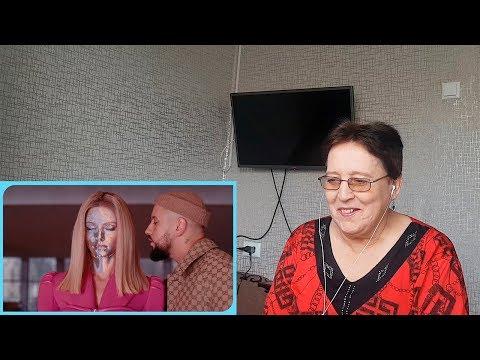 MONATIK - СИЛЬНО (Official video) РЕАКЦИЯ