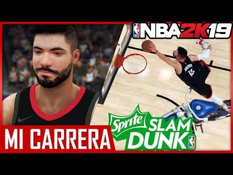 NBA 2K19 MI CARRERA - ¡CONCURSO TRIPLES Y MATES! - ALL STAR - AIRCRISS #46