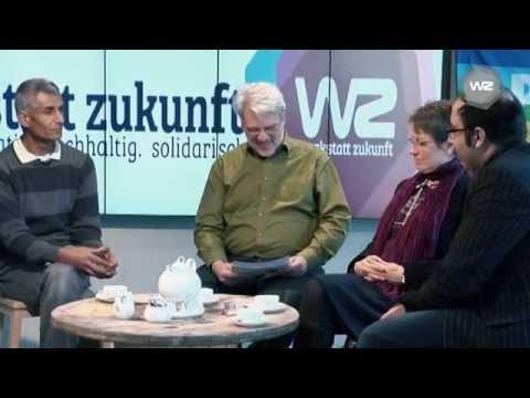 Werkstatt Zukunft 18.02.2015 - Frieden - der gemeinsame Weg