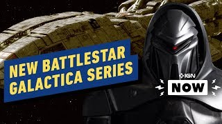 Battlestar Galactic Reboot Coming to NBC's Peacock