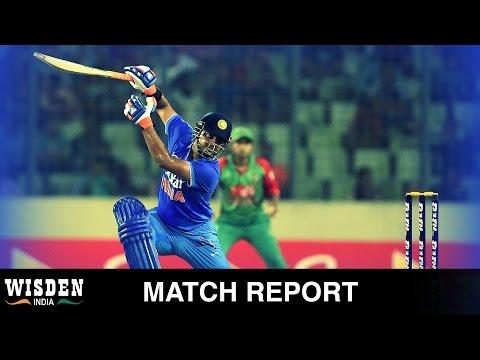 Suresh Raina leads
