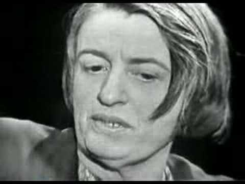 Ayn Rand Mike Wallace Interview 1959 part 2