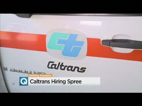 Now Hiring: Caltrans Looking To Hire New Workers