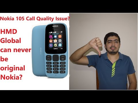 Nokia 105 - Call Quality Issue? | #Review | #TotalGyan18