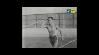 1959 Compton   Javelin Throw   Al Cantello 86.04 world record