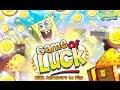 SpongeBob SquarePants - GAME of LUCK (Nickelodeon Games)