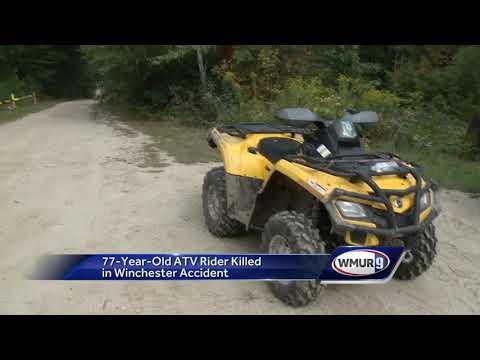 Massachusetts Man Killed In ATV Crash In NH