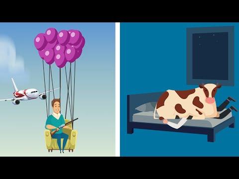 10 Cамых глупых способов которыми умирали люди [Часть 2]