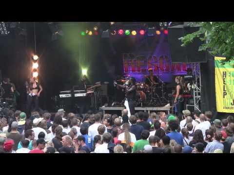 Mad Cobra - Live @ ReggaeJam 8/1/2010 [Part 3]