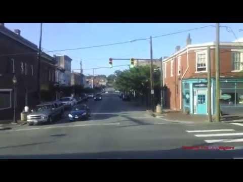 Street Scenes of Richmond, Virginia