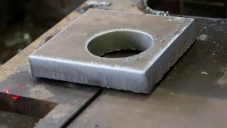 SteelTailor G2 E cutting for 16mm carbon steel