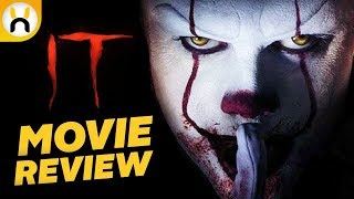 Stephen King's IT (2017) - Movie Review