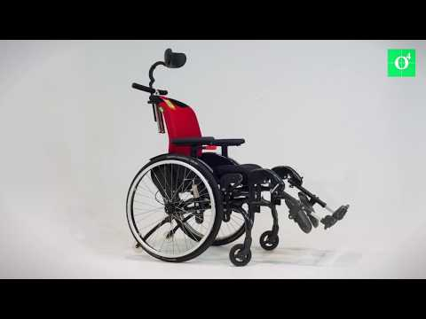 O4 WheelChairs - ActivRelaxHopper