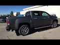 2017 GMC Canyon Reno, Carson City, Lake Tahoe, Northern Nevada, Roseville, NV H1249711