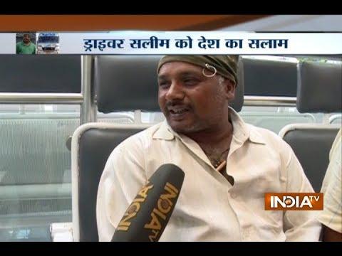 Meet Salim Sheikh, Gujarat bus driver who risked his life to save Amarnath yatris