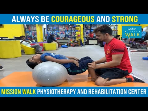 Best Pediatric Physiotherapy Centre In Hyderabad | Mission Walk | Dr.Ravi Physio