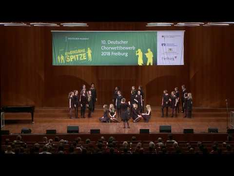 10. DCW-Preisträgerkonzert II: Konzertchor des Mädchenchors der Sing-Akademie zu Berlin (Mai 2018)