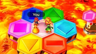 Mario Party: The Top 100 Minigames - Mario vs Wario vs Yoshi vs Daisy