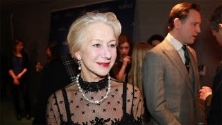 Queen Helen Mirren Joins Her Prime Ministers on Opening Night of The Audience