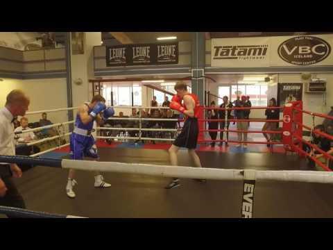Boxing Iceland