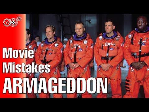 Armageddon - Movie Mistakes -- MechanicalMinute