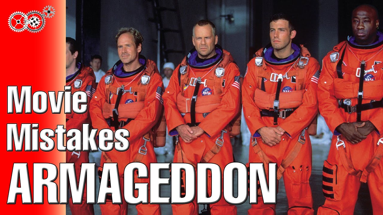 armageddon the movie That damage is done by a fake meteor shower during the first part of ''armageddon'' isn't as scary as the prospect of raising a generation of americans on movies.