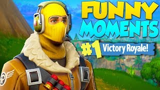 THE WORST FAIL EVER ON FORTNITE! (Fortnite Battle Royale Funny Moments)