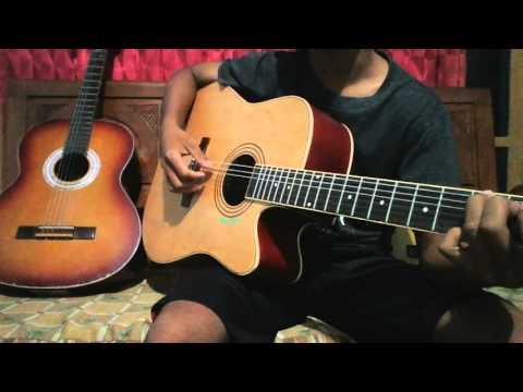 Belajar Gitar ( Cassandra - Cinta terbaik )