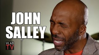 John Salley Cries when Recounting the Moment He Learned Former Teammate Kobe Bryant Died (Part 2)