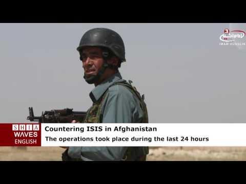 Afghan Troops Kill Over 40 Daesh Militants in 24 Hours .2016/06/26