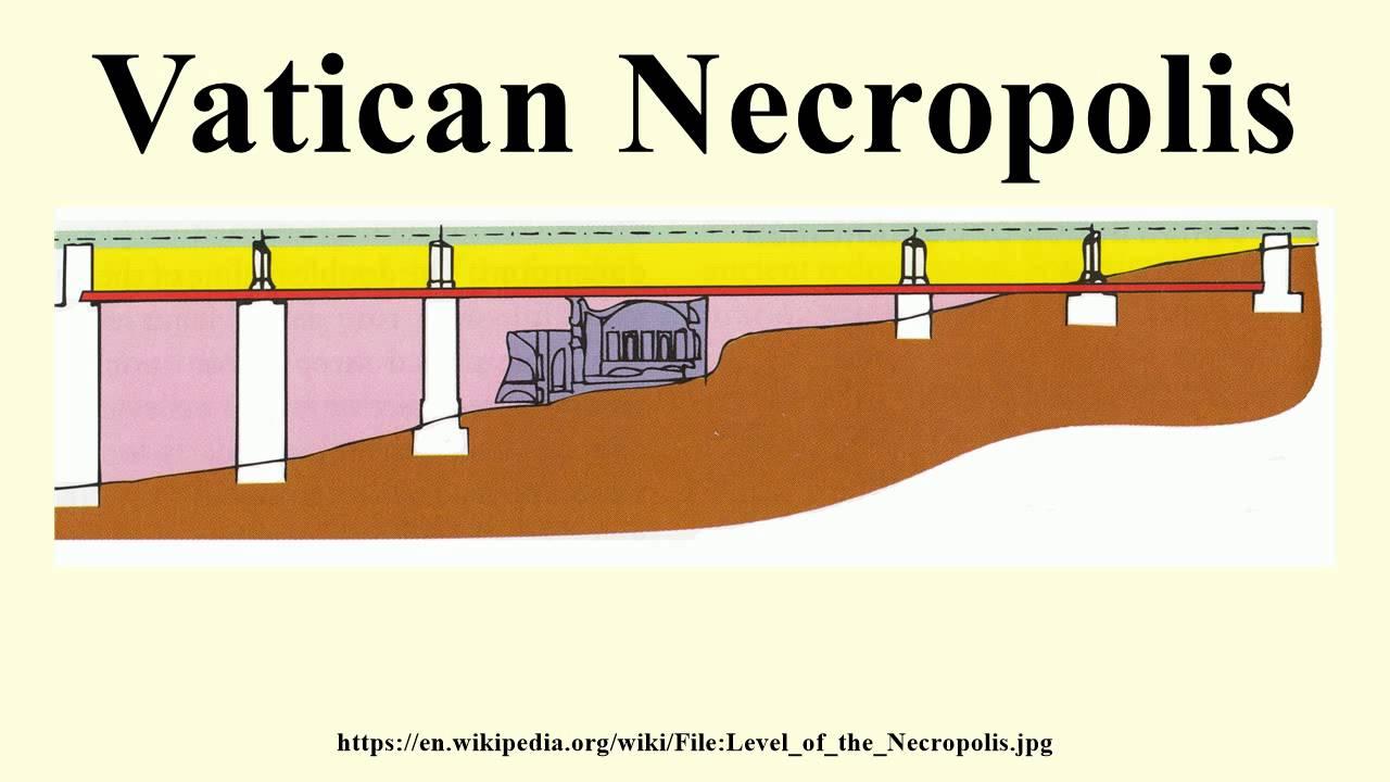 Necropolis Tour Rome