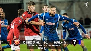 FC United 3-2 Salford City - National League North 26/12