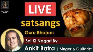 Sai Ki Nagari - Acoustic Version By #AnkitBatra @Date With Divine - Soulful Spiritual Music